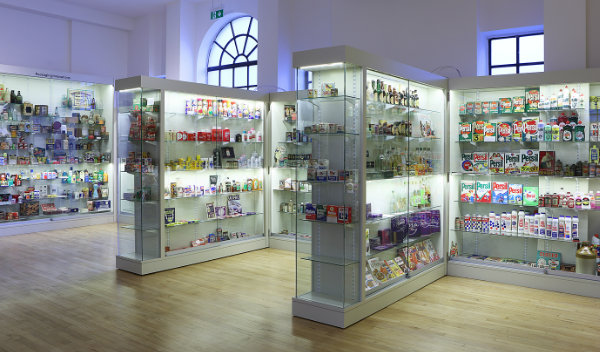 DS Smith partners with London's Museum of Brands