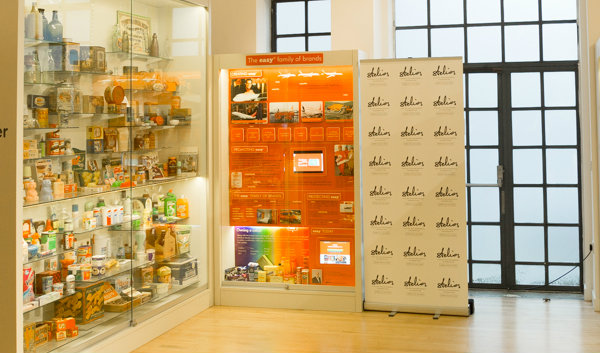 New Museum Display - the easy® family of brands