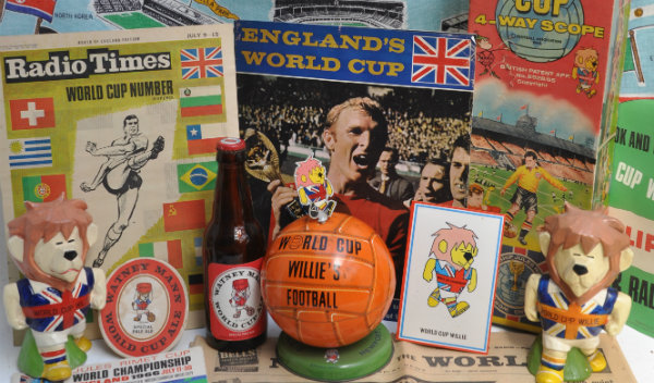 Exhibition - Winning the World Cup 1966 / 30 July