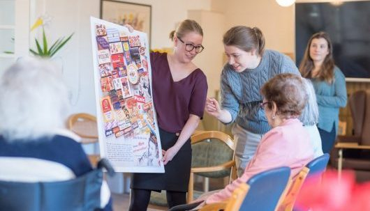 Brand Memories care home activities